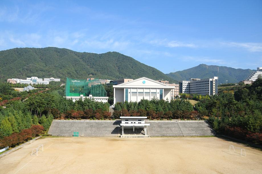 소운동장 Second sports field